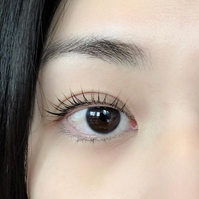 Lash Lift Before and After: What to look out for