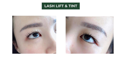Lash Lift Even Curl The First Refresh