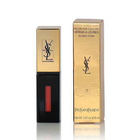 (Pre-Order 預訂需等候5-14天) YSL 彩蜜唇色 #7 CORAIL AQUATIQUE 6ml