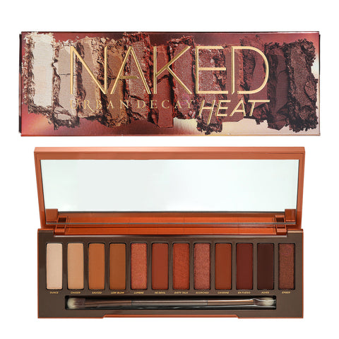 Urban Decay NAKED HEAT 眼影組合