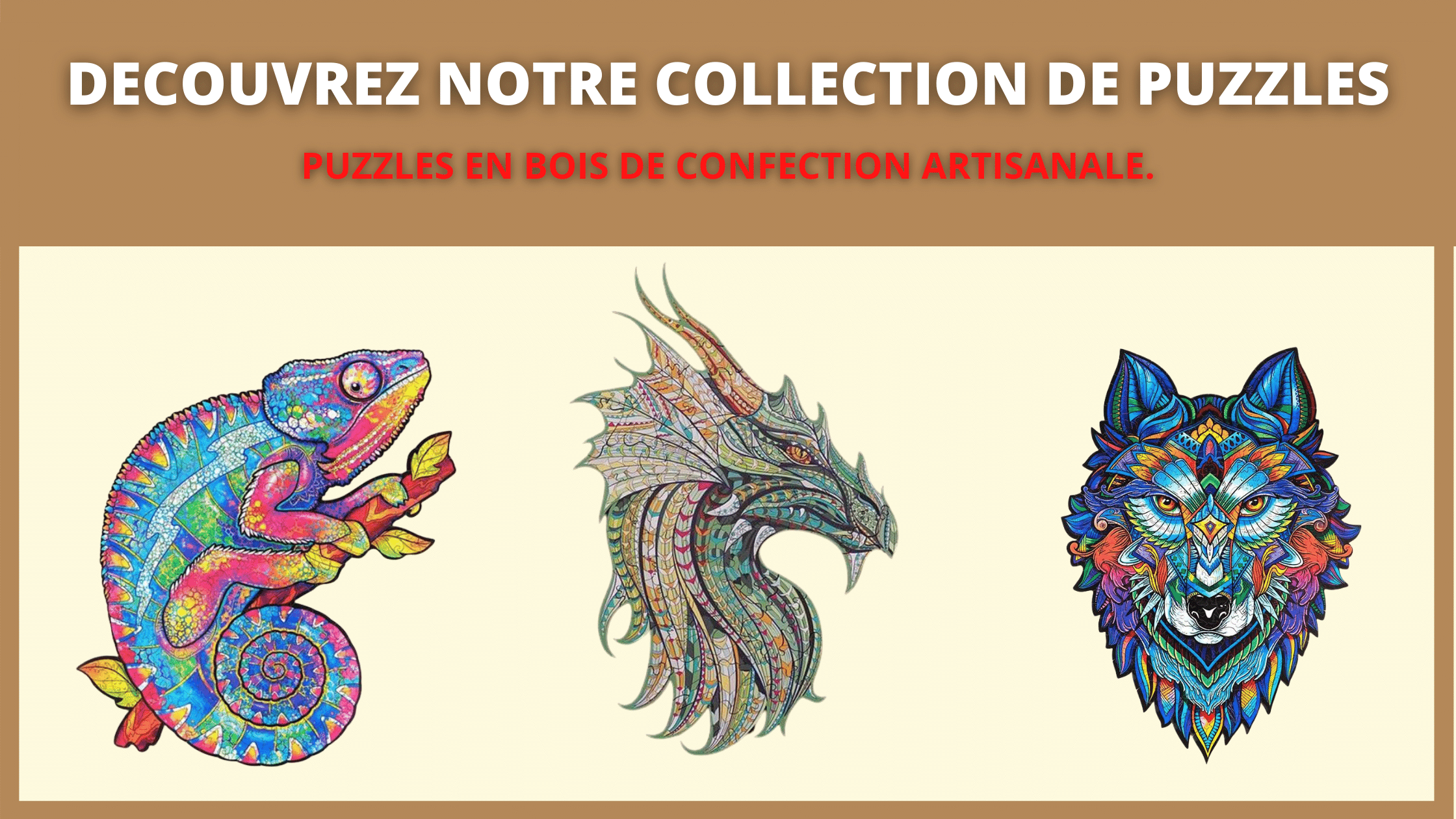COLLECTION PUZZLES
