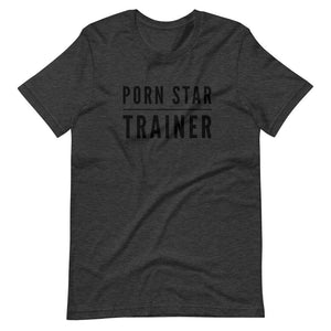 Porn Star Trainer - Short-Sleeve Unisex T-Shirt