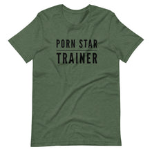 Load image into Gallery viewer, Porn Star Trainer - Short-Sleeve Unisex T-Shirt