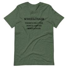Load image into Gallery viewer, Spanish Word of the Day - Wheelchair - Short-Sleeve Unisex T-Shirt