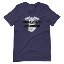 Load image into Gallery viewer, Well Oiled Machine - Short-Sleeve Unisex T-Shirt