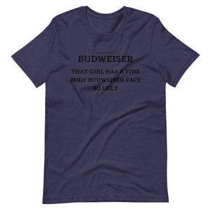 Spanish Word Of The Day - Budweiser - Short-Sleeve Unisex T-Shirt
