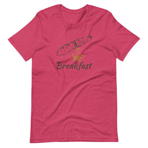 Breakfast - Short-Sleeve Unisex T-Shirt