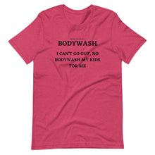 Load image into Gallery viewer, Spanish Word Of The Day - Bodywash - Short-Sleeve Unisex T-Shirt