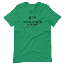Load image into Gallery viewer, Spanish Word Of The Day - July - Short-Sleeve Unisex T-Shirt