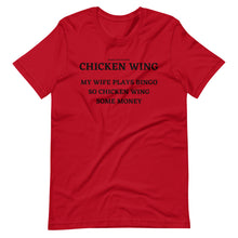 Load image into Gallery viewer, Spanish Word Of The Day - Chicken Wing - Short-Sleeve Unisex T-Shirt