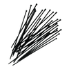 Black Bundle Buddles Cable Ties