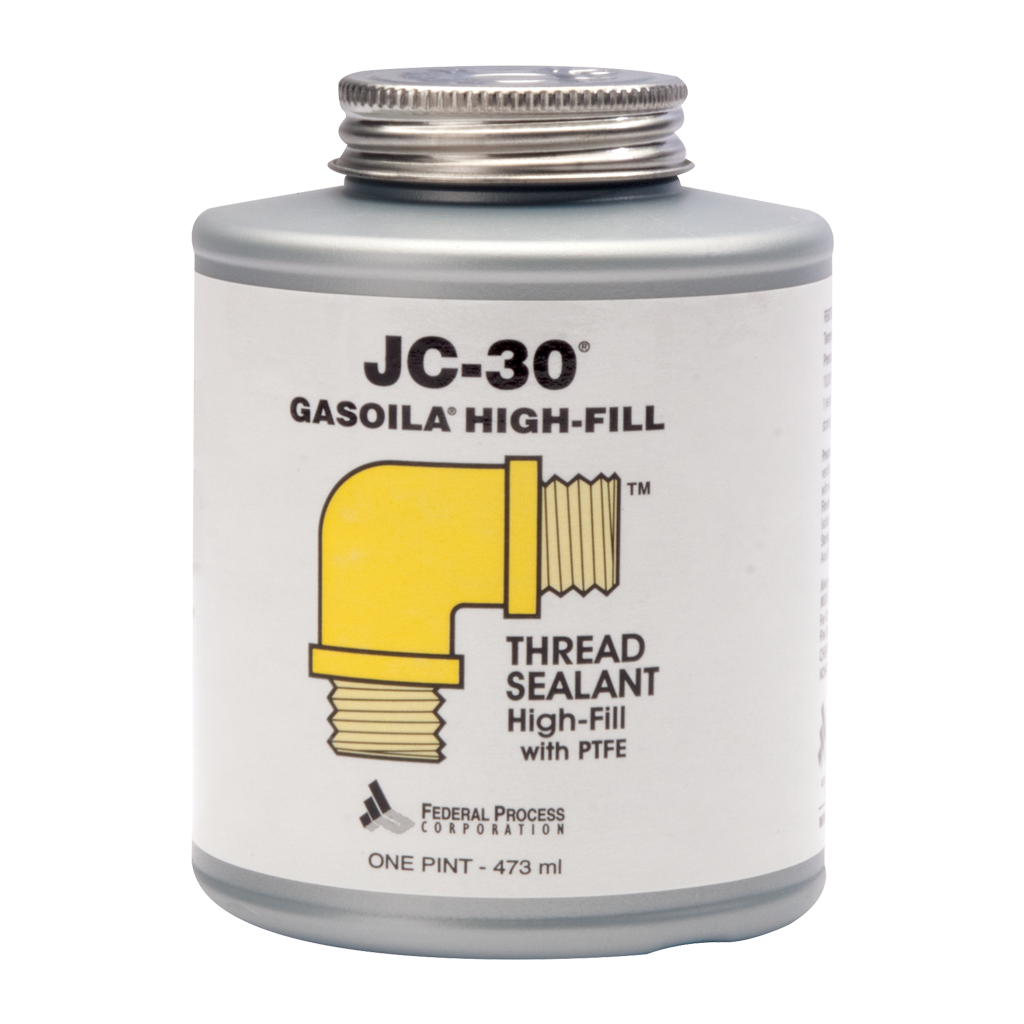 Gasoila® High-Fill (JC-30®) With PTFE Thread Sealant