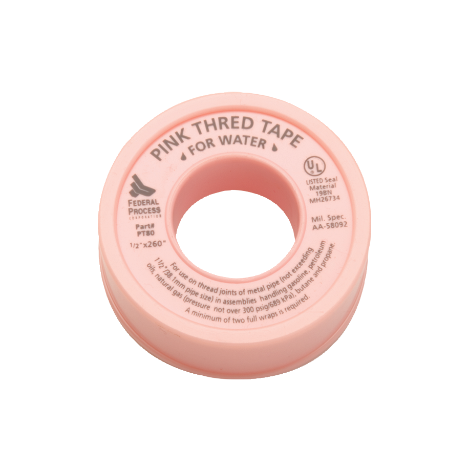 Thred Tape - Pink for H2O