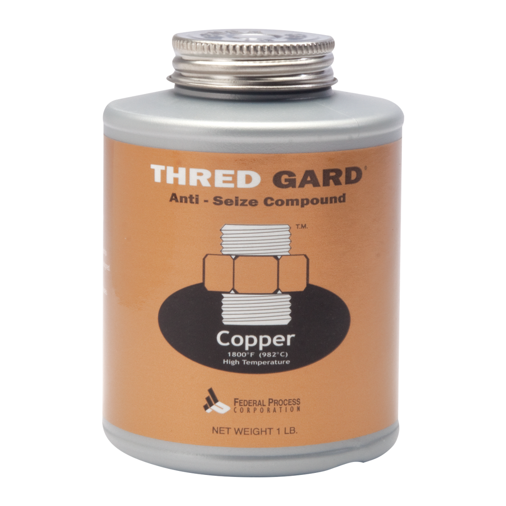Thred Gard® Anti-Seize & Lubricating Compound - Copper Based