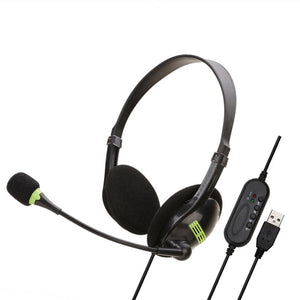 Universal Wired Stereo Headphones