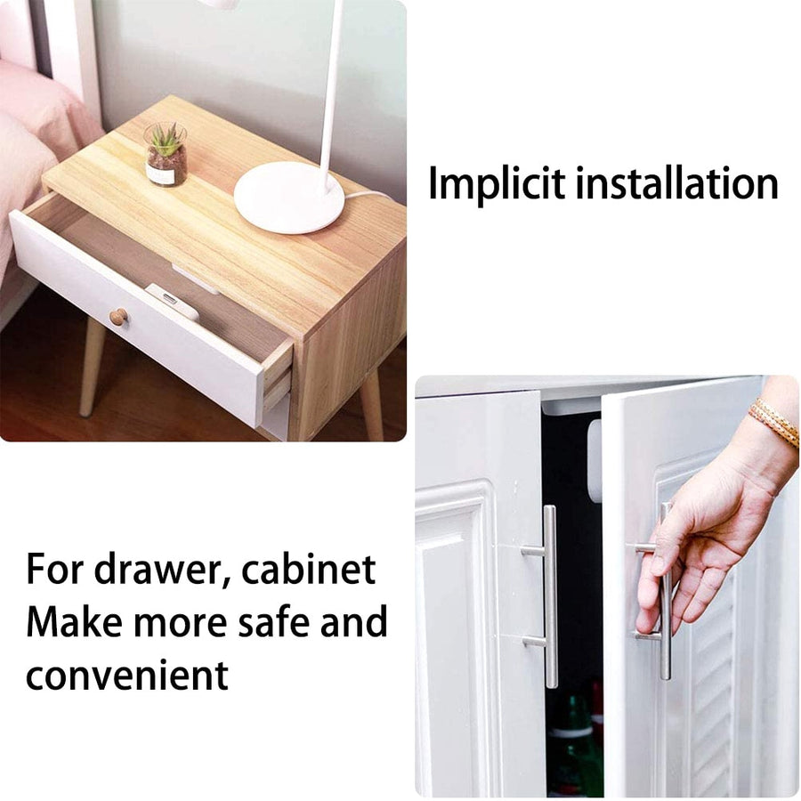 Cabinet Security Lock