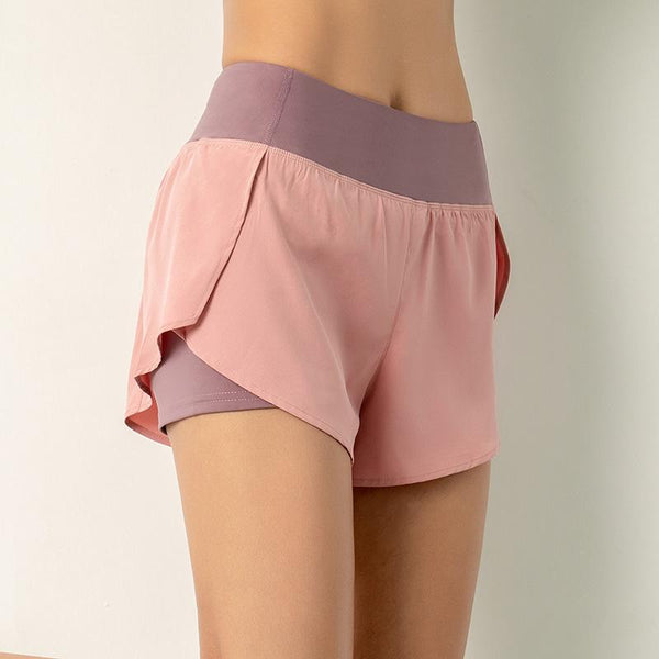 Comfortable Running Fitness Shorts