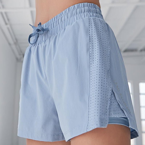 Two-piece Shorts Pure Colour Bottom