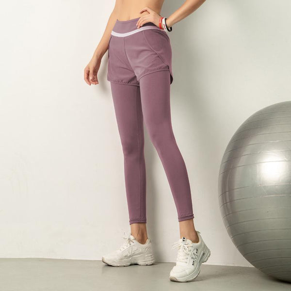 Cotton Two-piece Sport Pants