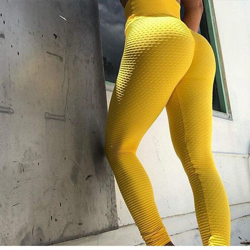 High-waist Buttocks Sports Leggings