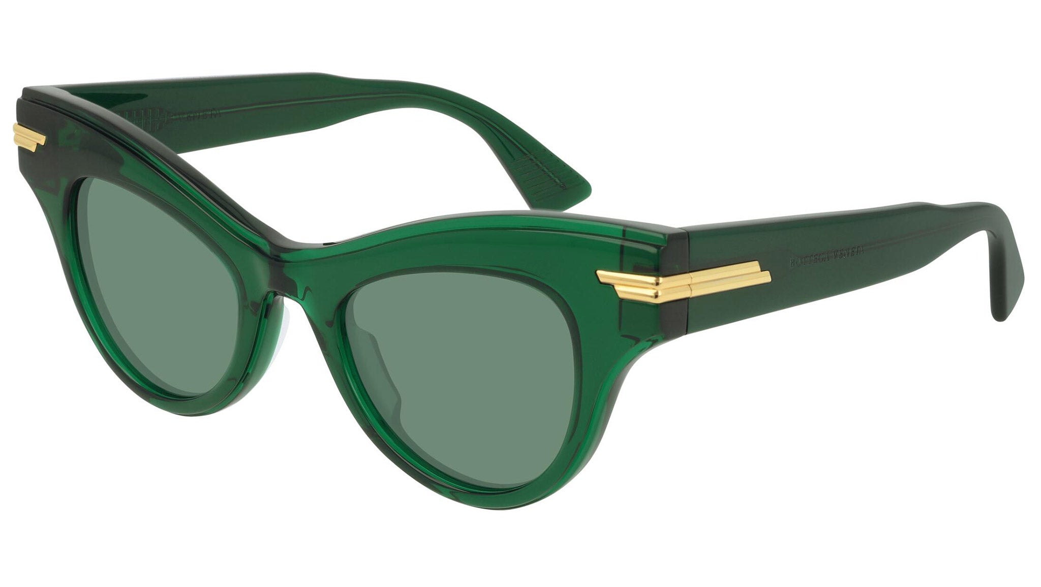 BV1004S 005 green and solid green