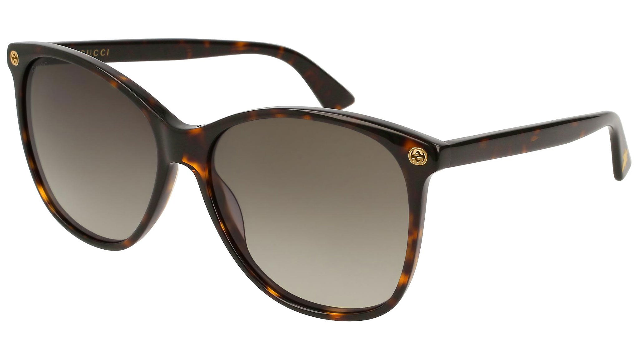 GG0024S dark havana and brown