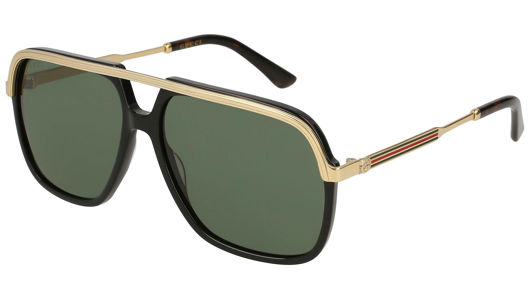 GG0200S gold black and green