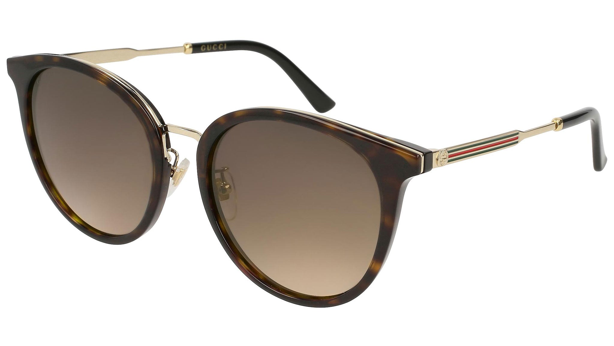 GG0204SK dark havana and brown
