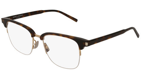 SL 189 SLIM 002 shiny dark havana and light gold