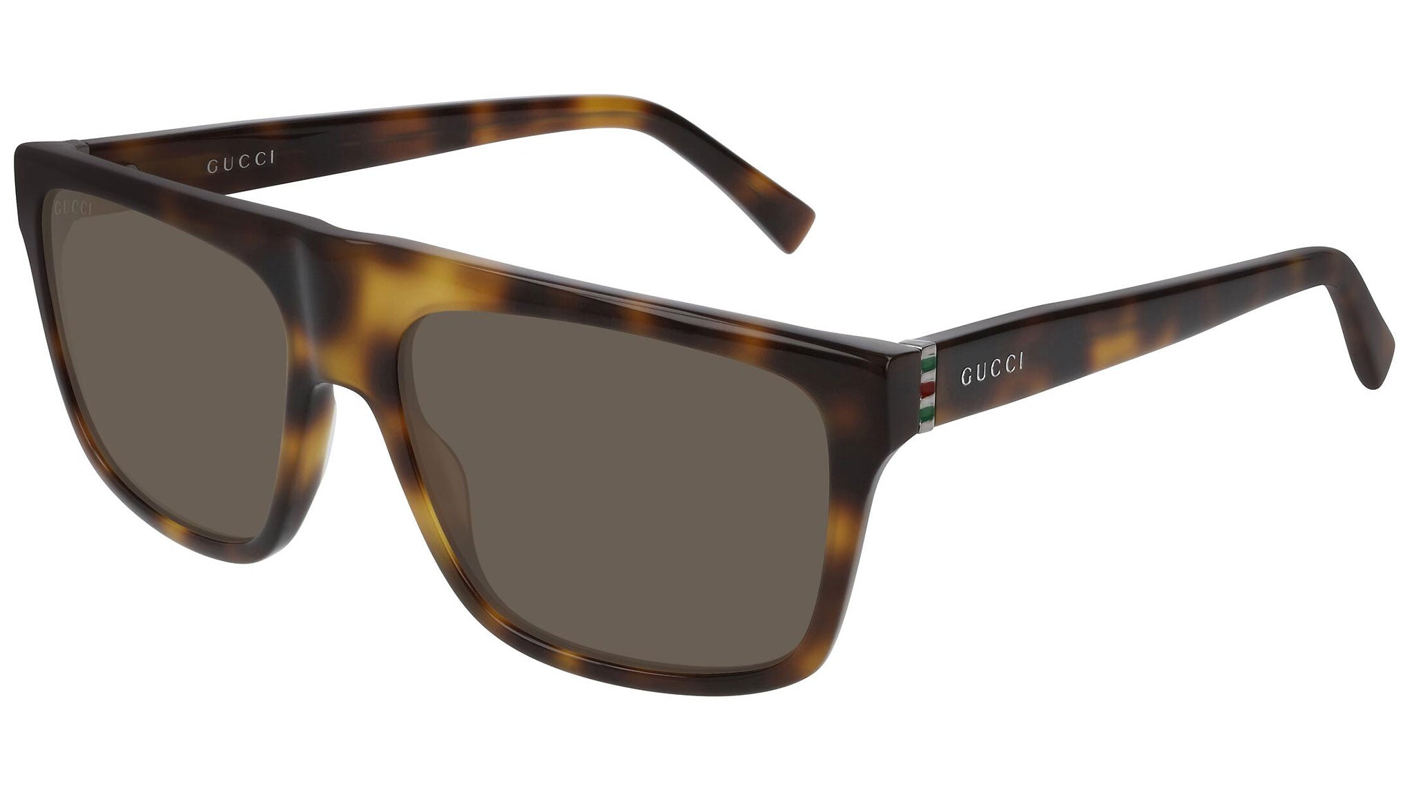 GG0450S shiny havana and brown