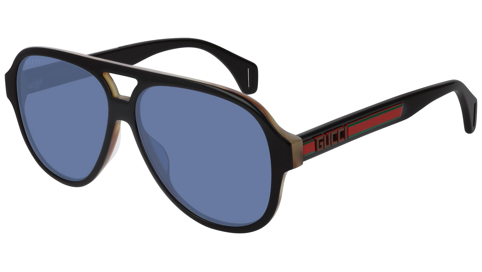 GG0463S havana black and bluette