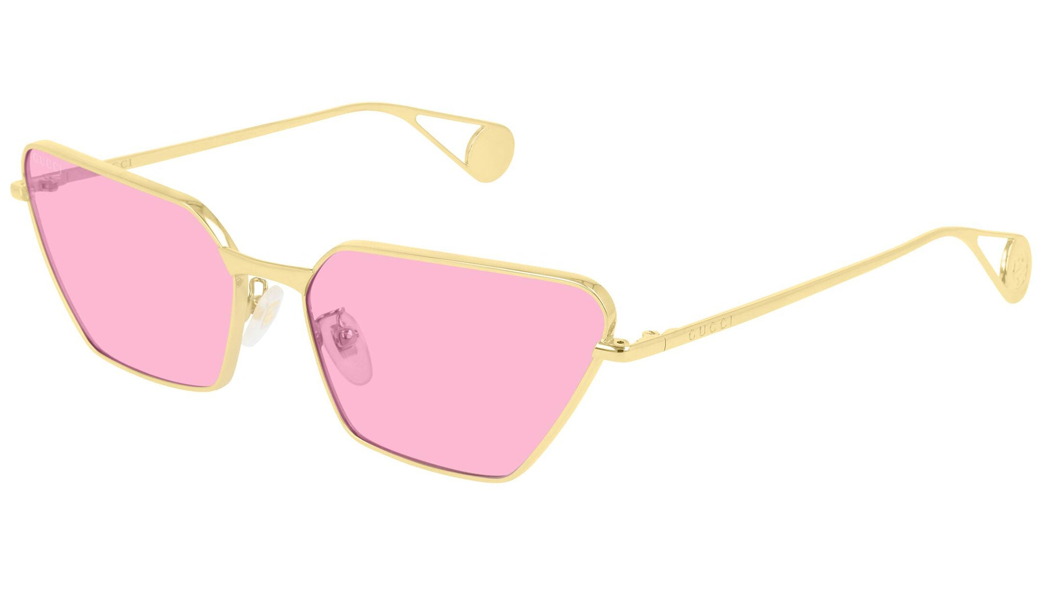 GG0538S shiny gold and pink