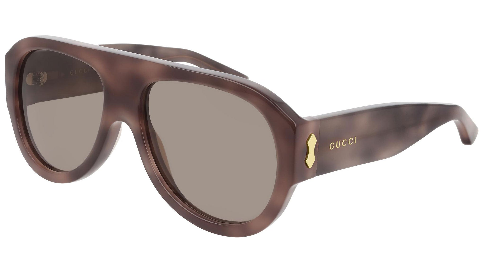 GG0668S grey havana and brown