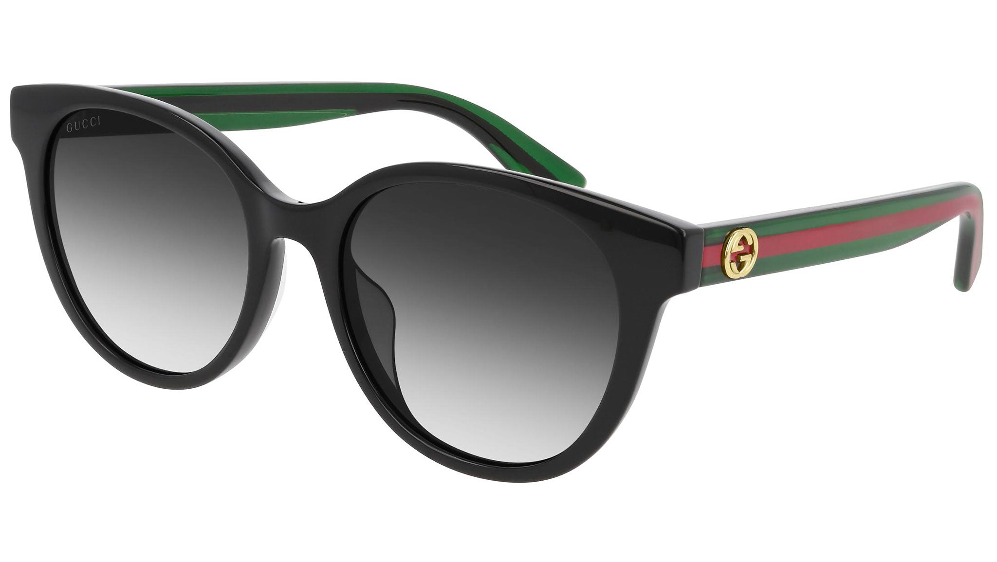 GG0702SK shiny black and green