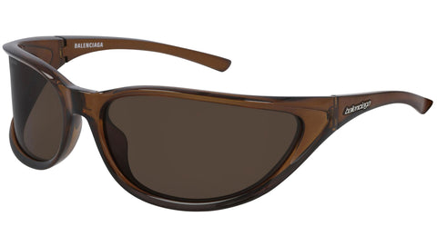 BB0124S 005 transparent brown
