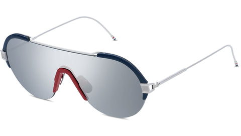 TBS 811 03 navy white red silver