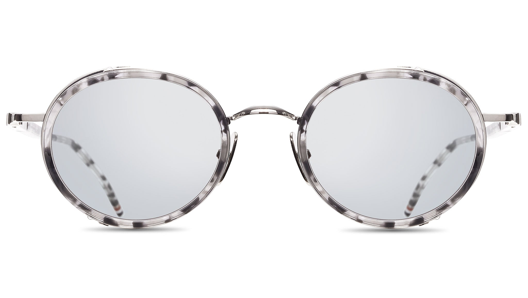 TBS 813 03 grey tortoise and silver