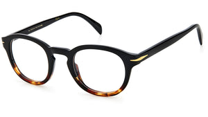 DB 7017 Black Shaded Havana