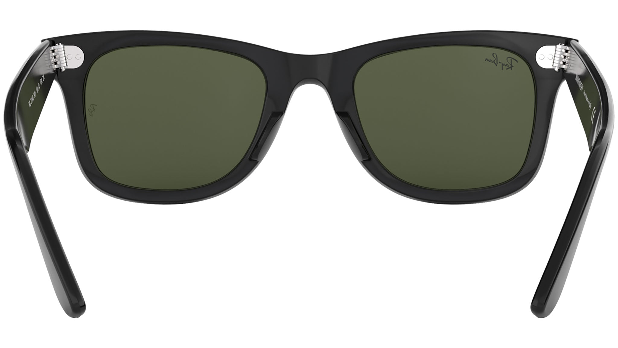 Original Wayfarer Classic RB2140 polished black