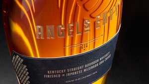 Angel's Envy Japanese Barrel New Limited-Edition Bourbon