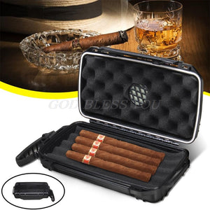 Travel Humidor Case (5 Cigar Capacity)