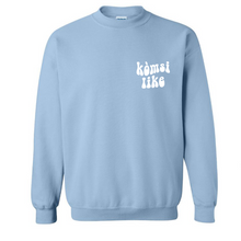 Load image into Gallery viewer, FKGP BABY BLUE SWEATSHIRT