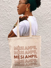 Load image into Gallery viewer, Mèsi Anpil Tote Bag