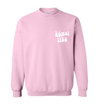 Load image into Gallery viewer, FKGP BABY PINK SWEATSHIRT