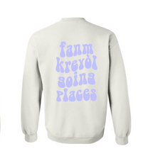Load image into Gallery viewer, FKGP WHITE SWEATSHIRT