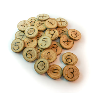 Wooden Maths Set- small
