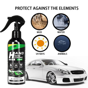 NANO Coating Spray - Protect your car!