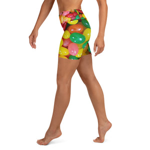 Jelly Bean Bike Shorts