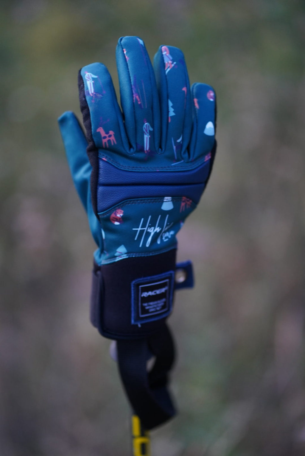 « High Ride » Gants enfants Racer X High Five