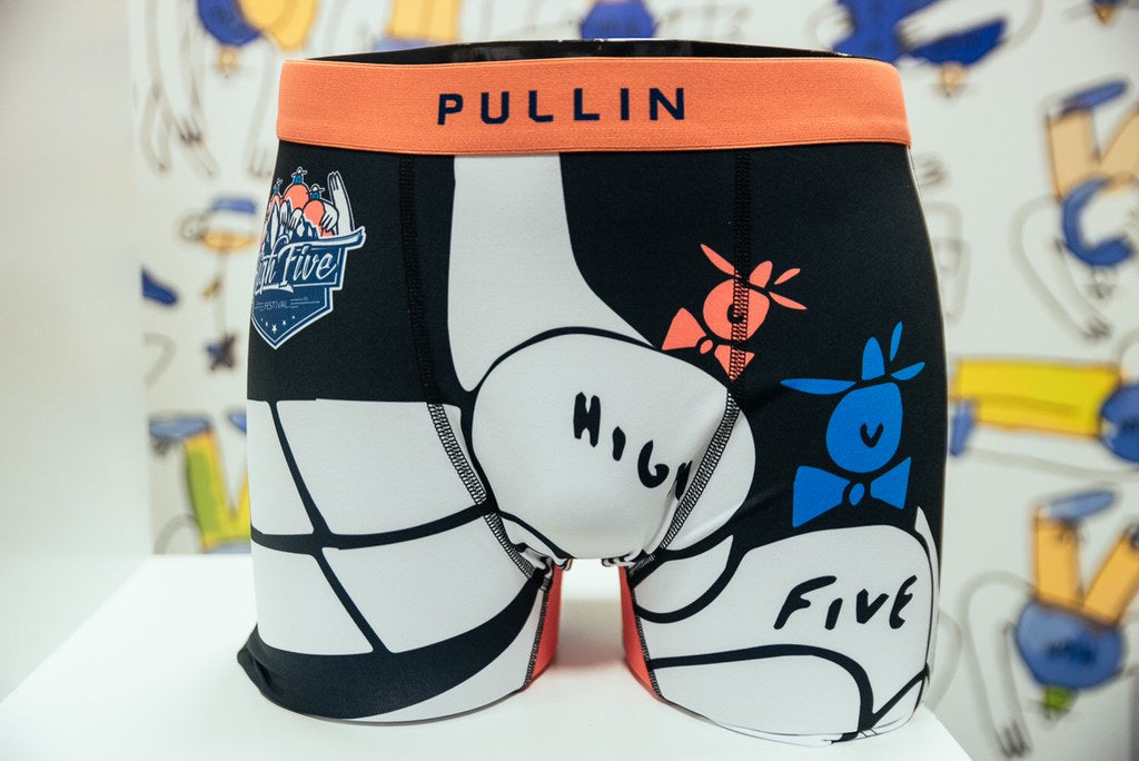 « High Guys » Boxer Pull In X High Five